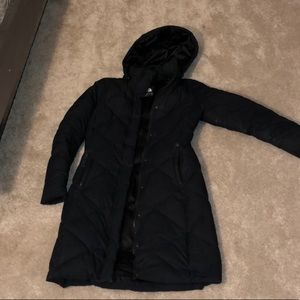 North Face miss metro parka